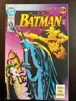 Batman Detective Comics Knightfall Dixon Nolan #666 DC Comics September 1993 NM