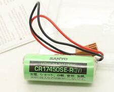 CR17450SE-R 3V SANYO PLC BatteryFor GE FANUC CNC A98L-0031-0012 /A02B-0200-K102