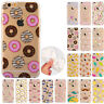 Cute Pattern Ultra Thin Soft TPU Clear Back Case Cover For iPhone 7 7 Plus