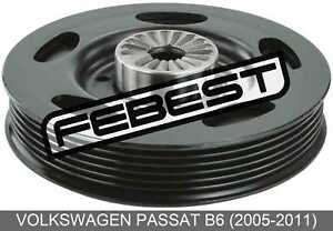 Crankshaft Pulley Engine For Volkswagen Passat B6 (2005-2011)