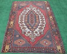 Turkish Rug 49''x70'&# 039; Vintage Light Muted Color Rug Oushak Carpet 125x180cm 4x5