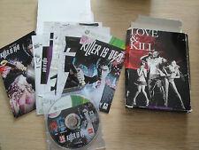 Killer Is Dead  Fan Edition (Microsoft Xbox 360, 2013, Collectors, Limited)