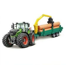 Fendt Vario 1050 Diecast Tractor & Tree Forwarded.1:50 Scale.Farm Model Toy