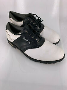 used Ladies Golf Shoes FOOTJOY US 10 XW good condition
