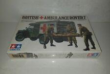 Tamiya 1:35 British Ambulance Rover 7 Plastic Model Kit #35082