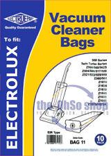 20x Dust Bags Vacuum Cleaner Type E28 Fit Electrolux TWIN TURBO Z551, Z560, Z561