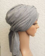 Volume turban snood, bad hair day scarf, chemo head wear, full head covering