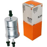 Original MAHLE Kraftstofffilter KL 572 Fuel Filter