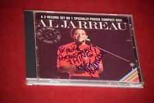 Al Jarreau Look to the Rainbow - LIVE CD - Signed Autographed Jazz