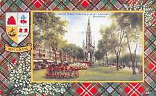 Scotland MacLean Edinburgh Princes Street Gardens & Scott Monument 1947