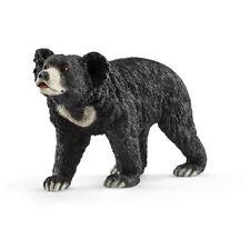 Schleich 14779 Sloth Bear Figurine (World Of Nature - Wild Life) Plastic Figure