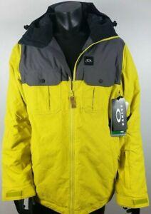 Oakley Cedar Ridge Biozone Insulated Jacket 10K Men Size Medium #412153