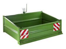Heckcontainer Heckmulde Kippmulde Mulde Kippcontainer FSL 180 Cm