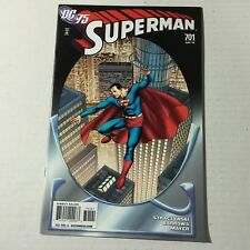 SUPERMAN #701 Variant 2010 1:25 Super Rare 75th Anniversary  John Cassaday