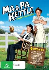 MA & PA KETTLE - COMEDY COLLECTION (6 DVD SET) BRAND NEW!!! SEALED!!!
