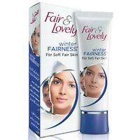 Fair and Lovely Winter Fairness Cream Clear Fair Skin Whitening 25 gm