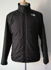 THE NORTH FACE MENS BLACK QUILTED JACKET SIZE L