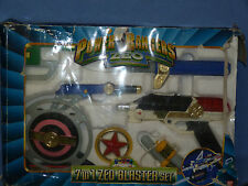 Power Rangers Zeo 7 in (environ 17.78 cm) One Blaster Coffret 78