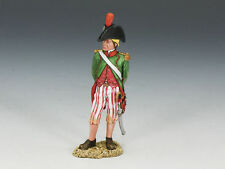 French Military Personnel King & Country Toy Soldiers