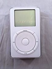 RARE Vintage Apple iPod Classic 1st Generation (5 GB) SCROLL M8541 NEEDS BATTERY