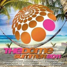 The dome Summer 2011 * New 2cd's * NUOVO *
