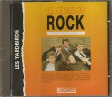 MUSIQUE CD LES GENIES DU ROCK EDITIONS ATLAS - LES YARBIRDS FOR YOUR LOVE N°4