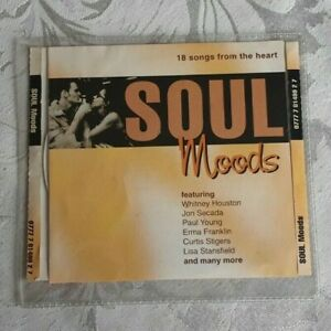 SOUL MOODS - 18 SONGS FROM THE HEART CD