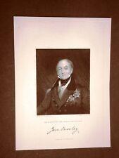 Gore Ouseley, I° Baronet 24 June 1770 – 18 November 1844