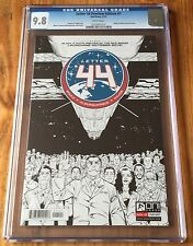 Letter 44 Preview Edition #1  (Oni Press) - CGC 9.8 (NM/M)