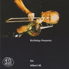 Albert Mangelsdorff Birthday Presents für Albert M (S`a Wahnsinn) 2001 MOOD CD