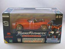 Transformers Alternators Sideswipe Dodge Viper Hasbro