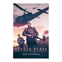 Danger Close - Battle Of Long Tan The Book Australian Vietnam War 6RAR NEW