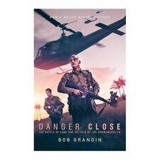 Danger Close - Battle Of Long Tan The Book Australian Vietnam War 6Rar New