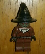 Lego Scarecrow 7786 Glow in the Dark Head Arkham Asylum Minifigure RARE