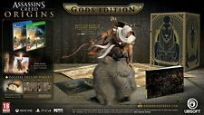 UBISOFT Assassin's Creed Origins: BAYEK Figurine - Statue GOD'S EDITION NO GAME