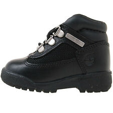 Timberland Field Boot Td Toddler 15806 Black Waterproof Boots Shoes Baby Sz 4.5