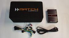 Smart 453 Match Soundsystem mit DSP + Subwoofer by Audiotec Fischer Germany!
