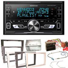 Kenwood DPX-M3100BT Bluetooth USB Einbauset für Opel Astra H Corsa D Zafira B An