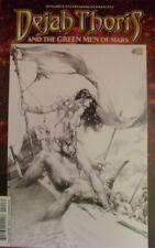 DEJAH THORIS GREEN MEN MARS 11 DYNAMITE SUBSCRIPTION VARIANT COMIC 2014 FN+