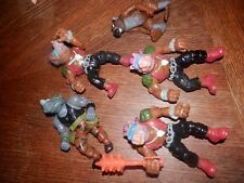 Teenage Mutant Ninja Turtles Figurines, Rock Steady, Master Splinter, Etc.