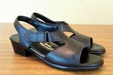 SAS Suntimer Tripad Comfort Sandals Black 8 Narrow
