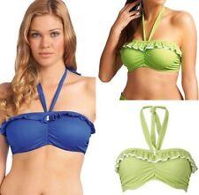 Gepunktete Damen-Bikini-Oberteile
