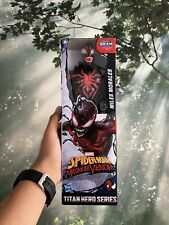 Marvel Titan Hero Series Spiderman Maximum Venom Miles Morales Brand New Sealed
