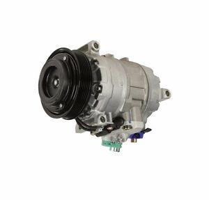 For Land Rover 04-05 Freelander AC A/C Compressor w/ Clutch Denso OE JPB 500130