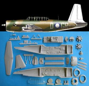 Ozmods 1/48 Vultee Vengeance Fuselage Shape Correction & Upgrade Set for A-Z