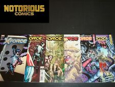 X-Force 7 8 9 10 11 12 Complete Dawn of X Comic Lot Run Set X of Swords Marvel