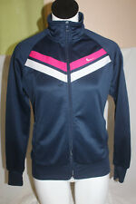 Nike Athletic Dept Women's Dark Blue Jacket Size Small