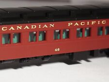 MICRO-TRAINS 143 00 080 CP CANADIAN PACIFIC HEAVYWEIGHT PARLOR PASSENGER CAR