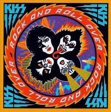 Kiss Rock Music CDs and DVDs