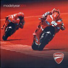 2011 Ducati Diavel 162HP + all models 52 page brochure